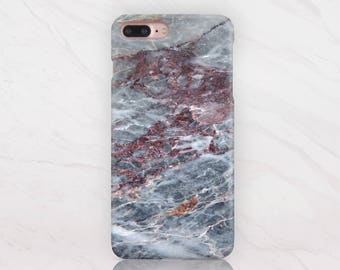 Marble iPhone 6 Case Handmade Phone Case Marble Phone 7 Case Hard Case Cover to Samsung Galaxy S6 S5 Phone Case Phone 7 Plus Marble RR_007