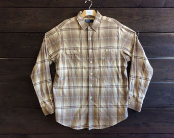 Vintage 90s Polo Flannel