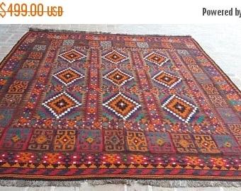 30 discount 7u00278 x 10u00272 feet beautiful vintage afghan maimana