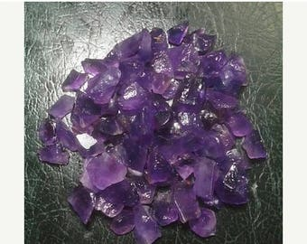 80% OFF SALE 20 Pieces Natural Purple Amethyst Rough