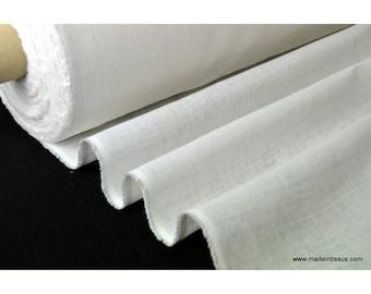 Fabric linen natural .x 1 m