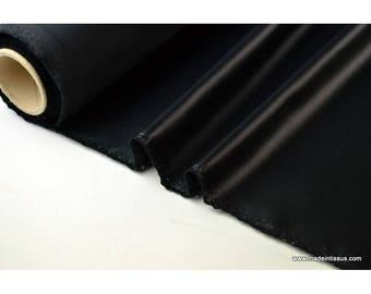 Fabric black polyester water repellent for umbrella x50cm
