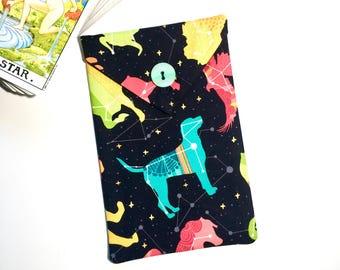 Sirius Constellation Tarot Deck Bag - Canis Major Tarot Pouch Astrology Orion Constellation Aquarius Zodiac Tarot Card Bag Oracle Lenormand