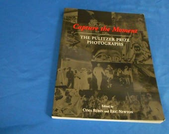 The Pulitzer Prize Photographs; photojournalism, photography, journalism, newspapers, black and white photography, vintage photography
