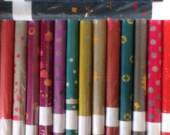 Alison Glass mix of 14 Handcrafted Batiks from Andover Fabrics - and on sale!