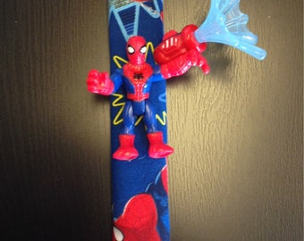 Spider Man Easter Candle/Lambada