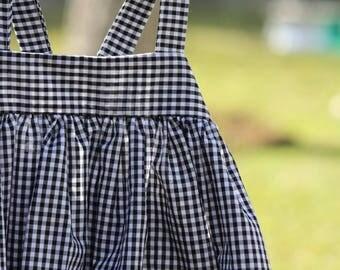 RTS 3T suspender skirt