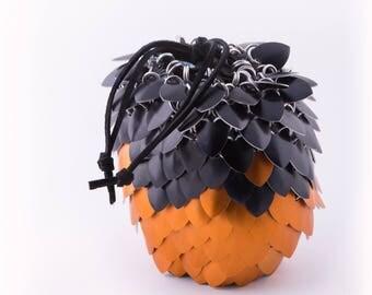 Pumpkin King Scale Bag