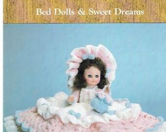 Emma Out Of Print  Dumplin Designs Bed Doll Pattern PDF