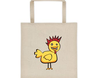 Chicken Boognish Tote Bag