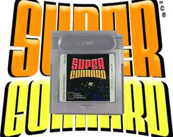 Super Connard English translation GBC fan made homebrew