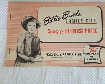 Rare Billie Burke (Glinda ) Memorabilia