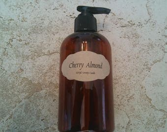 Cherry Almond Hand Lotion 8 ounce