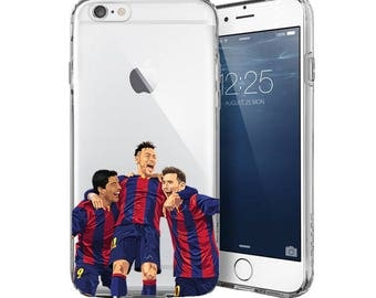 MSN iPhone cases - Samsung Cases High Quality Football phone cases - Transparent cases - iPhone 7 case - Clear case