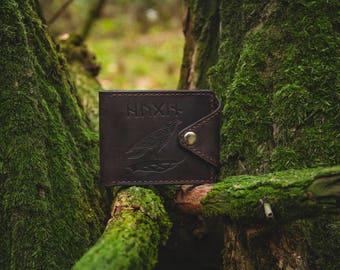 "Wallet ""Odin's Ravens"" (Hugin and Munin)"