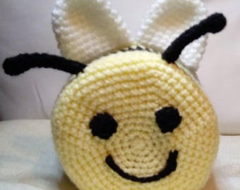 Bee Toilet Paper Cover