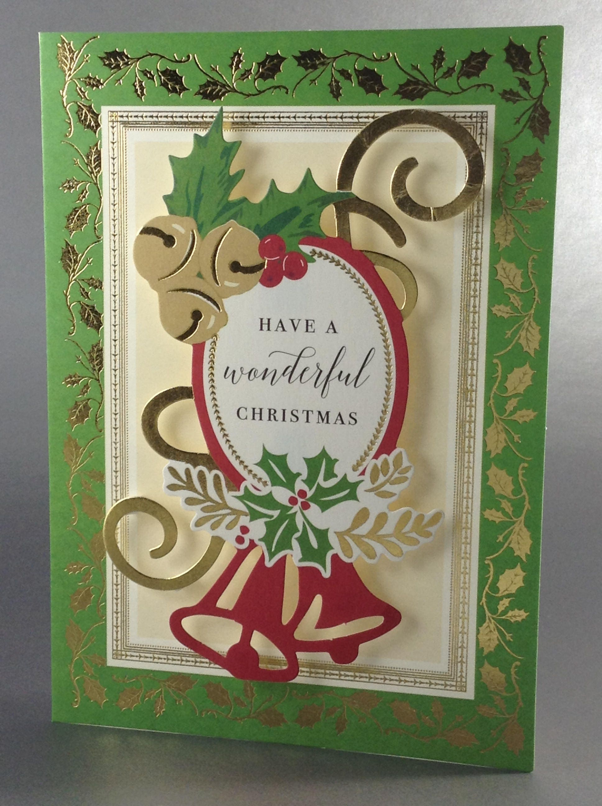 Christmas Card Set Assorted Christmas Cards Handmade Christmas