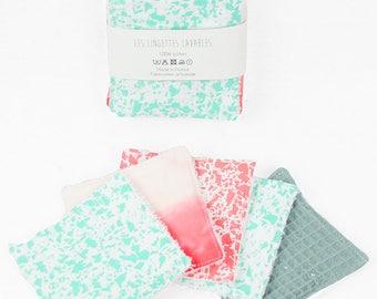 Set of 5 wipes - URBAN