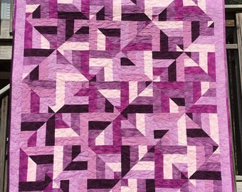 People Eater quilt