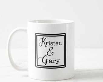 40 Wedding Favor Mugs