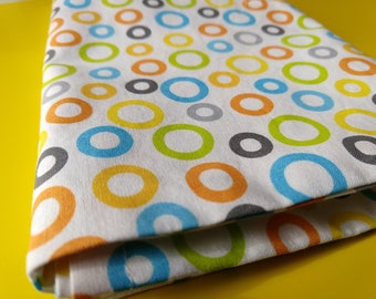 Add-on item - cotton pillow cover for baby pillow- fits mustard seed infant pillow- for prevention of flat head by FixAFlatBabyPillow