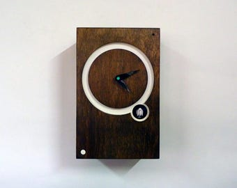 Modern cuckoo clock, cuckoo clock,wood cuckoo clock,designer clocks