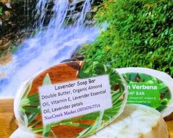 Large Organic Soap