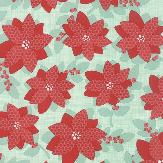By The HALF YARD - Winterberry by Kate and Birdie for Moda
