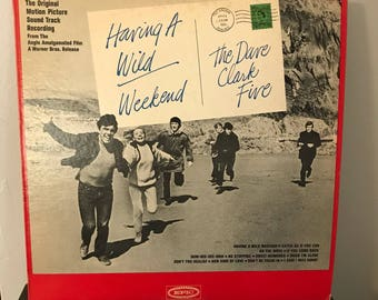 The Dave Clark Five - Having A Wild Weekend