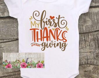 First Thanksgiving Outfit Girl, 1st Thanksgiving Outfit Girl, Baby First Thanksgiving Outfit, Thanksgiving Onesie, First Thanksgiving Onesie