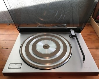 Bang and Olufsen Beogram 1900 B&O Vintage Turntable Audiophile Record Player Phonograph MMC 10 E Cartridge Good Original Stylus Gorgeous!