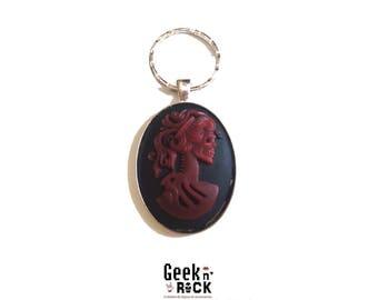 Handbag charm / Keychain Lizzie Pirate