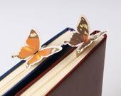 Marque-page papillon