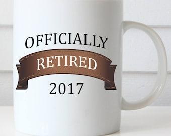 Retirement Gift, Retirement Coffee Mug