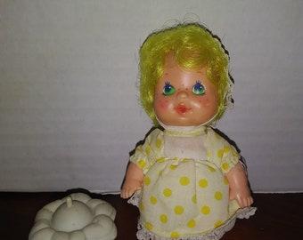 vintage 1980's strawberry shortcake berry baby babies lemon meringue