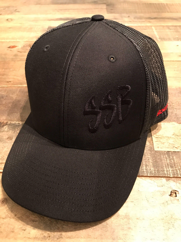 f0273af8f2e SSB Blacked Out Edition Logo Hat. SSB Blacked Out Edition Logo Hat. Old  Price  20.00. Vintage 90s Chicago Bulls NBA Warped Brim Snapback Hat