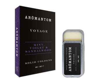 Voyage - Solid Cologne - Aromantom