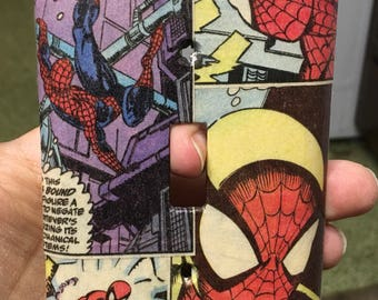 Amazing Spider-Man light switch cover