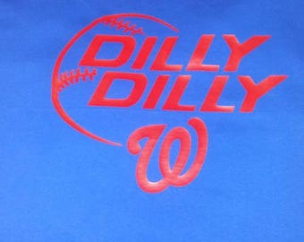 Dilly Dilly baseball
