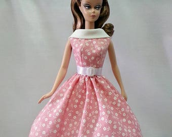 Made to Order- Vintage Barbie Dress.