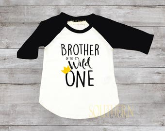 Where The Wild Things Are Birthday Shirt,  Wild One, First Birthday, Max, 1st Birthday, One Birthday shirt, Cake Smash, Brother, Sister