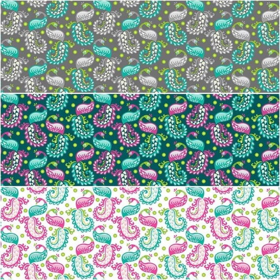 Layer Cake Floral Fabric