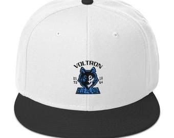 Voltron lance Snapback Hat