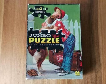 Jumbo Puzzle Jig Saw 50 pieces