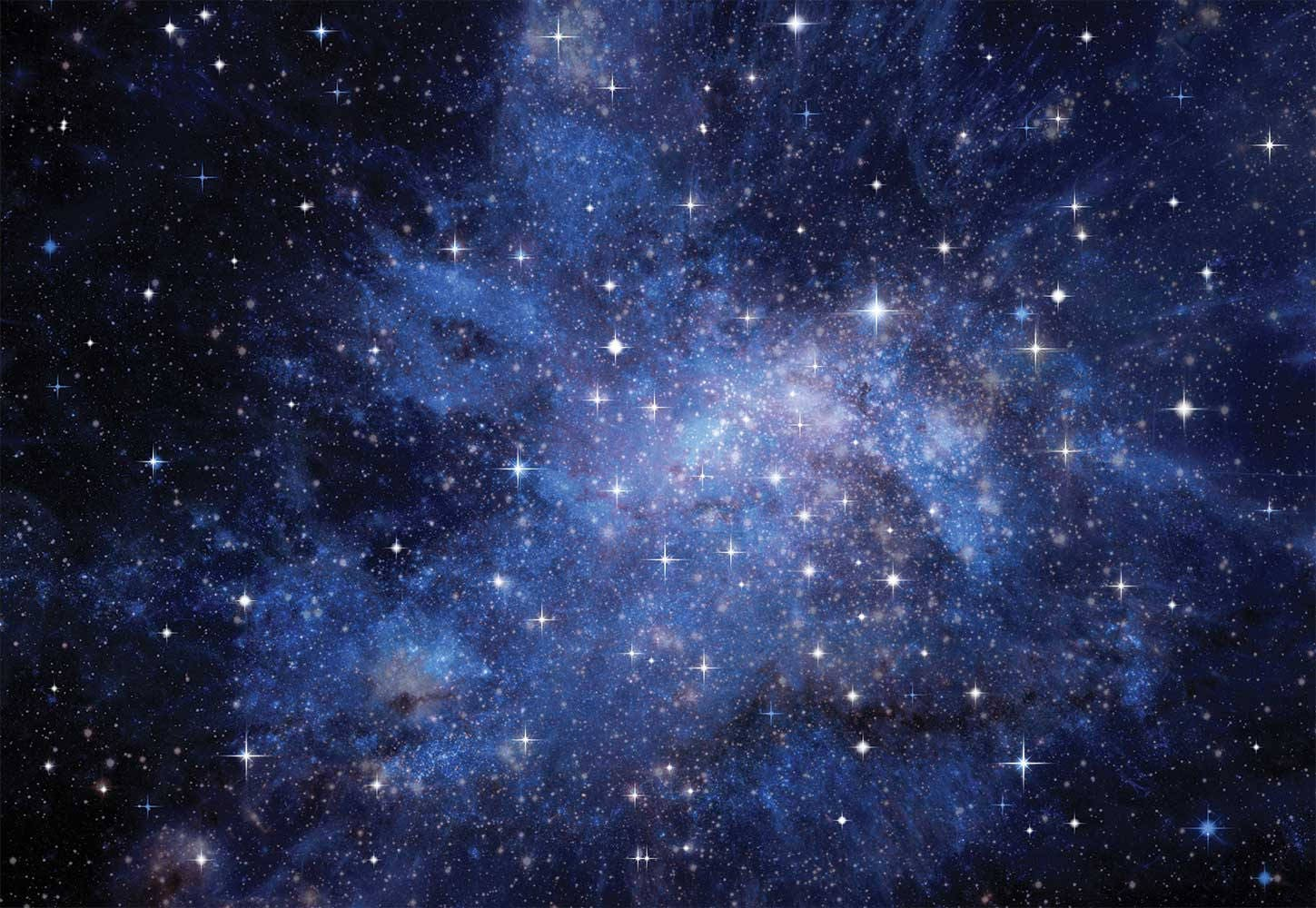 Wall Decal Constellation Wallpaper Mural Of The Sky