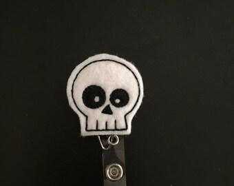 Skull Badge Reel