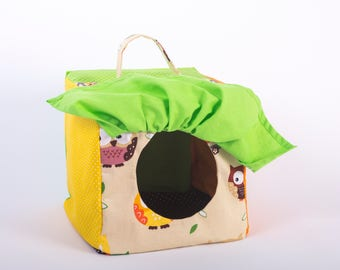 Sensory Discovery Mystery Box Peekaboo Toy Hide and Seek