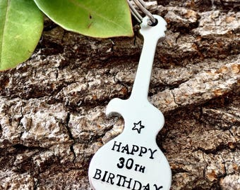 Bottle opener, 18th Birthday Gift, 21st Birthhday Gift, 30th Birthday Gift, Personalised gift, For Him, Special Gift, Keepsake, Handstamped,