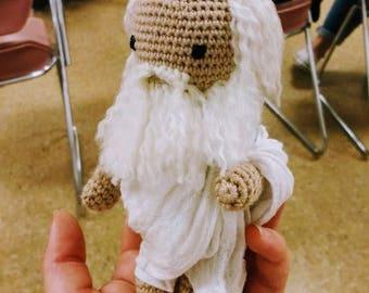 Pocket Socrates Doll