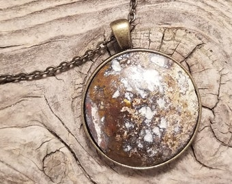 Large Jasper Necklace
